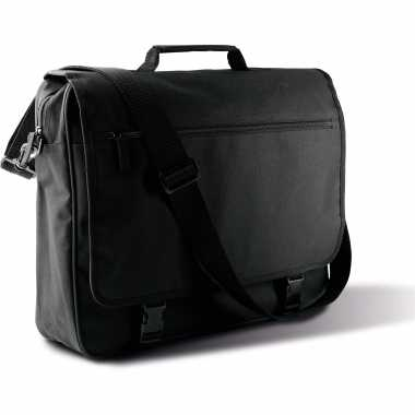 Documenten tas zwart 14 liter