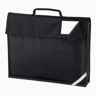 Zwarte documententas 7 liter